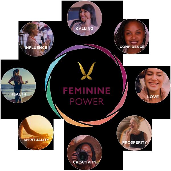 Free Meditations Download - Feminine Power
